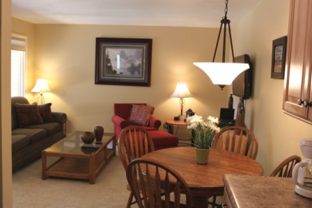 thiscomfortable two bedroom salt lake city furnished apartment in